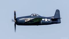 F8F Bearcat (dpsager) Tags: 2018 dpsagerphotography eaaoshkoshairshow grummanf8fbearcat military oshkosh wisconsin aircraft airplane airshow eaa airventure osh18