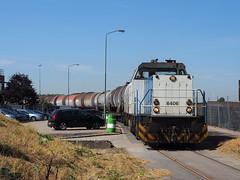 LTE 6406 (jvr440) Tags: trein train spoorwegen railroad railways dordrecht lte 6400 zeehaven