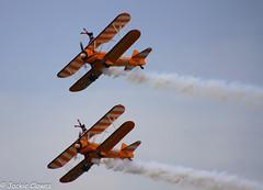 Aerosuperbatics Wingwalkers 12 Aug 18 -3 (clowesey) Tags: blackpool airshow 2018 aerosuperbatics wingwalkers aerosuperbaticswingwalkers blackpoolairshow blackpoolairshow2018