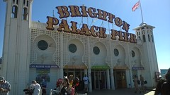 Palace Of Fun [2] (Ian R. Simpson) Tags: palaceoffun amusementarcade arcade amusements palacepier pier brighton eastsussex sussex england