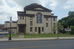 First Church of Christ on Water Street (YouTuber) Tags: firstchurchofchrist lockhaven pennsylvania clintoncounty lockhavenpa waterstreet