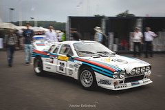 Lancia Rally 037 Gr.B (Antoine Dellenbach Photography) Tags: worldcars car race racing circuit motorsport eos automotive automobiles automobile racecar sport course lightroom coche photography photographie vintage historic auto canon legend 2018 light atmosphere goodwood fos festivalofspeed goodwoodfos speed lancia panning martini rally 037 6d 6d2 6dmarkii sigma 35mm