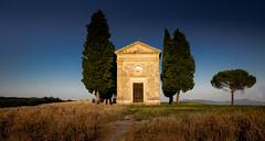 Cappella Vitaleta - classico (Beppe Rijs) Tags: 2018 italien juli sommer toskana italy july summer tuscany