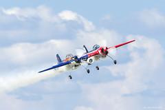 YAK-110 (dpsager) Tags: 2018 airventure dpsagerphotography eaa eaaoshkoshairshow jeffboerboon osh18 oshkosh wisconsin yak110 aircraft airplane airshow