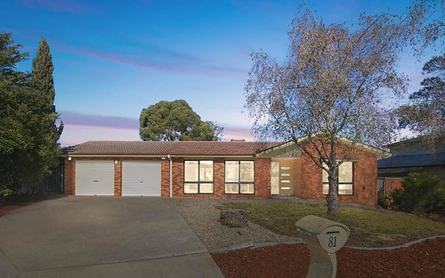 81 Couchman Crescent, Chisholm ACT