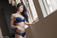 DSC_9240 (Robin Huang 35) Tags: 林珈伊 femi 01 辦公室 內衣 underwear 旅拍 人像 portrait lady girl nikon d850