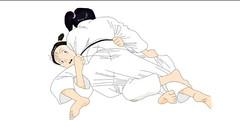 Bjj Girls (BLLLCCC) Tags: arte art bjj jiujitsu gi esporte sports fight luta girls female feminino kimono barefoot feet soles solas pés descalça technique mat tatame martialarts baresoles