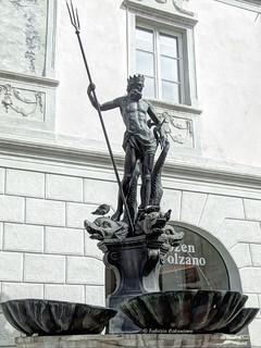 Fontana di Nettuno, Bolzano