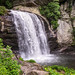 Looking Glass Waterfall - North Carolina