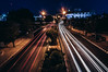 Light trails (stelios_ioannides) Tags: light trails night nightlights nikond3200 nikon nicosia longexposure