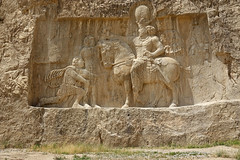 DSC08389 (Dirk Rosseel) Tags: naqshe rostam iran persia persian iranian basreliefs sculpture xerxes darius