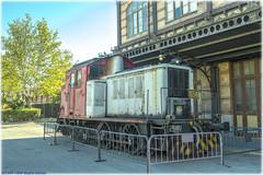 303 en Delicias (440_502) Tags: 303 049 10349 trompo museo nacional ferroviario de madrid delicias tractor renfe