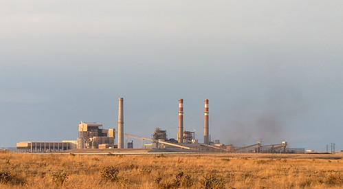 Dirty Coal Blowing in the Wind