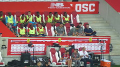Lille OSC Bench (lcfcian1) Tags: lille osc leicester city losc lcfc stade pierre mauroy lillevleicester lilleosc stadepierremauroy football sport france stadia stadium leicestercity pierremauroy 12 4818 pre season friendly lilleosc12leicestercity4818preseasonfriendly
