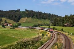 DB 218 465 - Harbatshofen (Pau Sommerfeld Acebrón) Tags: