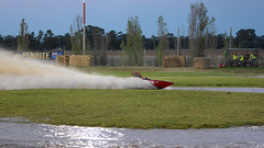 TEMORA Jetboat (3/3) (Jungle Jack Movements (ferroequinologist)) Tags: penrite hi tec oils temora nsw new south wales australia 10 michael cunningham narelle grayland superboats super v8 unlimited motor racing pass race speed car cars hottie track practice pole position times timing hard competition competitive event saloon open wheeler sports racer driver mechanic engine oil petrol build fast faster fastest grid circuit drive helmet marshal starter sponsor number class motorsport classic boat speedboat craft water canal wave splash rooster tail river riverina