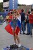 Russian soccer fan (maxilla-k) Tags: girls moscow soccer футбол девушка спорт москва