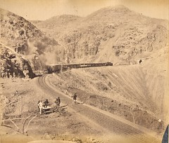 India Railways - Rajputana & Malwa Railway - RMR passenger train near Mhow (HISTORICAL RAILWAY IMAGES) Tags: india train steam locomotive bbci bombay baroda railway rajputana malwa ajmer mhow raj