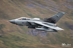 RAF Tornado GR4 ZA553 low level in Northern England (NDSD) Tags: low level panavia tornado gr4 cumbria yorkshire pennine pennines flying jet raf lake district plane aviation aircraft dales