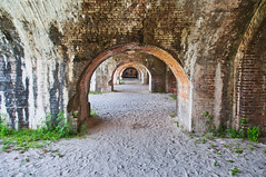 Fort Pickens - Gulf Islands Nat'l Seashore, Florida {Explore} (fisherbray) Tags: fisherbray usa unitedstates florida gulfislands nationalseashore nps santarosaisland gulfofmexico emeraldcoast nikon d5000 escambiacounty fortpickens fort nationalregisterofhistoricplaces nrhp 72000096