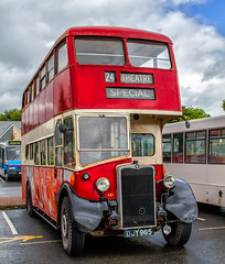 OLD PLYMOUTH CITY TRANPORT DOUBLE DECKER (david.edwards71(dave)) Tags: