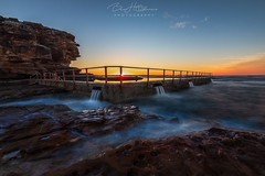 North Curl Curl Ocean Pool (B3nny2099) Tags: landscape northcurlcurl sunrise northern beaches landscapes australian