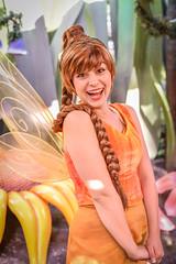 Fawn (EverythingDisney) Tags: pixiehollow disney disneyland fairy disneysfairies pixie fawn animal talent