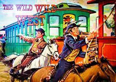 West World (Thomas Hawk) Tags: america sfo sanfrancisco sanfranciscointernationalairport usa unitedstates unitedstatesofamerica western airport gun thewildwildwest