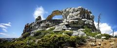 Natural Arch - Yosemite (Bruce Lemons) Tags: sierra sierranevada mountains backpacking hike hiking wilderness landscape california yosemite yosemitevalley yosemitenationalpark naturalarch northdome