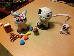Artist: Alluune (The Binding Of Isaac - Sculptures & Artisan_) Tags: edmundmcmillen thebindingofisaac art game dolls sculpture crafting handmade handicraft
