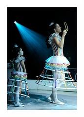 """""""Le Cirque Français"""" (The Blue Water Lily's Company) Tags: fdrouet nikon d90 circus cirque"""