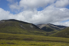 Mountains and Glens (steve_whitmarsh) Tags: aberdeenshire scotland scottishhighlands highlands mountain hills cairngorms cloud landscape topic