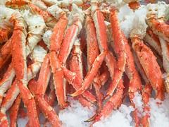 King Crab Legs (Thad Zajdowicz) Tags: zajdowicz alhambra california usa food ice kingcrab egs seafood grocery cellphone availablelight meal photoshopexpress samsung galaxy s9 smartphone