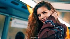 Cielo 🚌 (Villano Luna) Tags: lights red modelo model bus transporte metrobus mexicana mexican mujer beautiful bella girl lady sonyphoto sonypicture sonyalpha sony camara camera foto photography photographer photo pic picoftheday picture