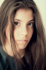 Carla (Dani_vr) Tags: retrato portrait sada galicia coruña ojos eyes browneyes hair pelo mujer woman