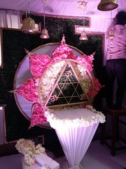 Ganpati Makhar Decoration