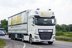 DAF XF116.530 II / Avtolux (UA) (almostkenny) Tags: lkw truck camion ciężarówka ua ukraine daf xfeuro6 xf116 ssc xf116530 hp500 superspacecab avtoluxltd avtolux ao ao4803bx