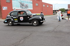 Great Race 2018 Buffalo NY to Halifax NS 070 (swi66) Tags: greatrace2018buffalonytohalifaxns ford mustang chevy chevrolet mopar nova chevelle impala monte carlo studebaker porche vw karman ghia hudson peerless riley buick olds oldsmobile vista cruiser pickup corvette mercedes gloria amc international pontiac firebird packard blues brothers dodge dart lincoln antique classic rally falcon ranchero hornet saab