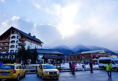 View of Pirin mountain (todorgeorgiev) Tags: bansko bulgaria mouthain ski goodfood