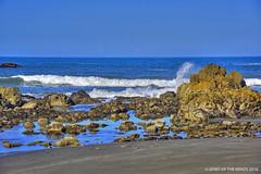 Somewhere Along the California/Oregon Coast (jimgspokane) Tags: oceans thepacificocean coastlines water waves today´sbest