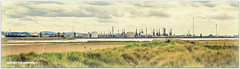 Seal Sands Terminal (Tontoe1963) Tags: robscenicimagery petrochemicals refinery teeside coastal estuary teesmouth chemical