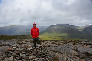 Andy in The Cairngorms