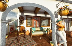 Mi casa, su casa (eloen.marie) Tags: eloensotherworld secondlife hacienda releases house {whatnext} justice vanity besom~ glamaffair theliaisoncollaborative theannex korperposes fameshed granola zinnias fragments roawenwood alsoknownas mg garbaggio beedesigns gacha culprit furniture