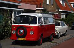 1974 Volkswagen Transporter 1600 (T2) (rvandermaar) Tags: 1974 volkswagen transporter 1600 t2 volkswagent2 volkswagentransporter vw vwtransporter vwt2 sidecode6 grijskenteken 04vznj