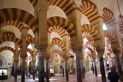 Mosque-cathedral of Cordoba (Val in Sydney) Tags: spain espagne espana cordoba cordoue mosque mosquita