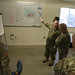 AG visits 3-116th Infantry annual training