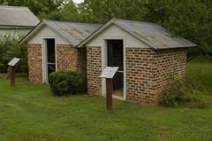 Rose Hill Plantation Smokehouse and Cold Storage (rschnaible (On Holiday)) Tags: rose hill plantation union the south carolina outbuildings old history historic building architecture smoke house cold storage work production farming