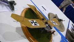Etrich-Taube 1/32 (CHRISTOPHE CHAMPAGNE) Tags: 2018 ipms convention phoenix usa maquette kit arizona etrich taube 132 wingnut wings