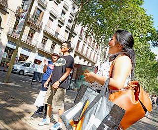 Barcelona Superheroes