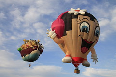 Balloons (Alex Galex) Tags: balloons mongolfiere cielo festa